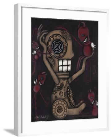 My Conscience-Abril Andrade-Framed Giclee Print
