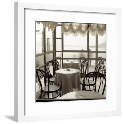 Piedmont Caffe I-Alan Blaustein-Framed Photographic Print