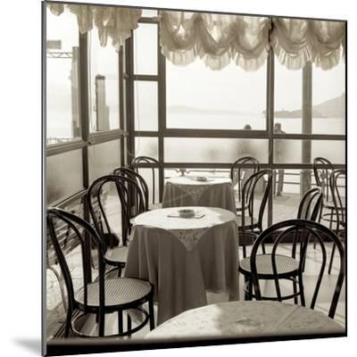 Piedmont Caffe I-Alan Blaustein-Mounted Photographic Print