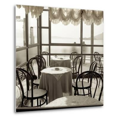 Piedmont Caffe I-Alan Blaustein-Metal Print