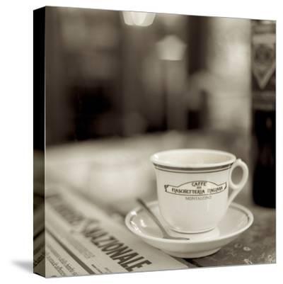 Tuscany Caffe II-Alan Blaustein-Stretched Canvas Print