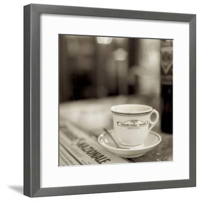 Tuscany Caffe II-Alan Blaustein-Framed Photographic Print