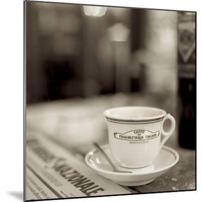Tuscany Caffe II-Alan Blaustein-Mounted Photographic Print