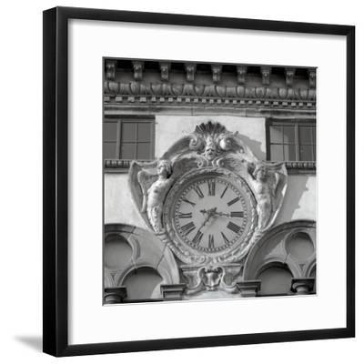 Il Grande Orologio II-Alan Blaustein-Framed Photographic Print
