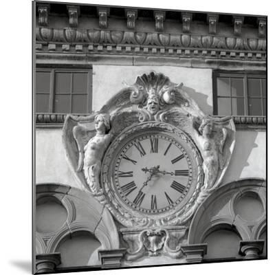 Il Grande Orologio II-Alan Blaustein-Mounted Photographic Print
