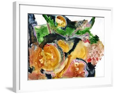 Abstract WC-Blenda Tyvoll-Framed Giclee Print