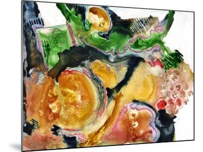 Abstract WC-Blenda Tyvoll-Mounted Giclee Print
