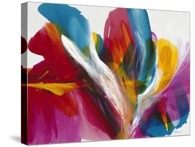 The First Blush of Spring-Aleta Pippin-Stretched Canvas Print