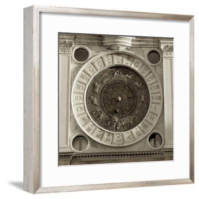 Il Grande Orologio IV-Alan Blaustein-Framed Photographic Print