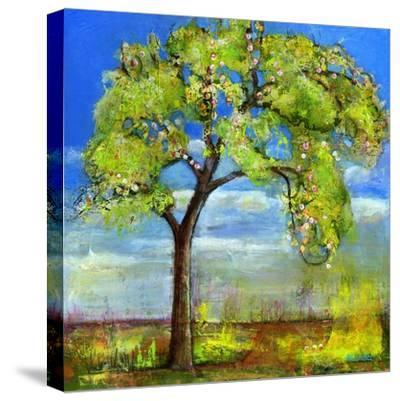 Spring Tree-Blenda Tyvoll-Stretched Canvas Print