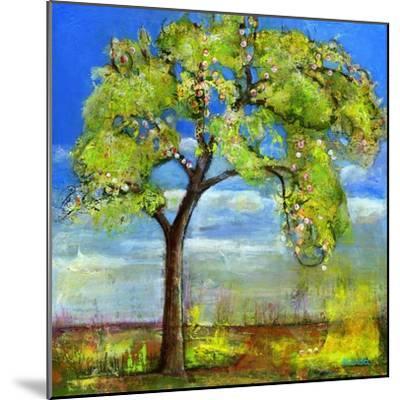 Spring Tree-Blenda Tyvoll-Mounted Giclee Print