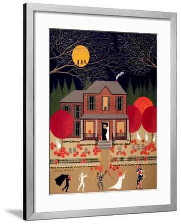 Halloween 2-Anthony Kleem-Framed Giclee Print