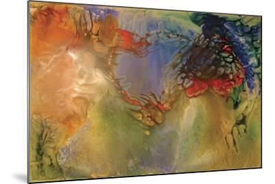 Fluid Movement-Aleta Pippin-Mounted Giclee Print