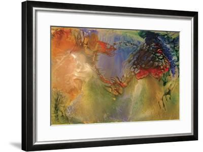 Fluid Movement-Aleta Pippin-Framed Giclee Print