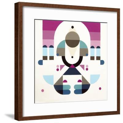 Rainbow Island-Antony Squizzato-Framed Giclee Print