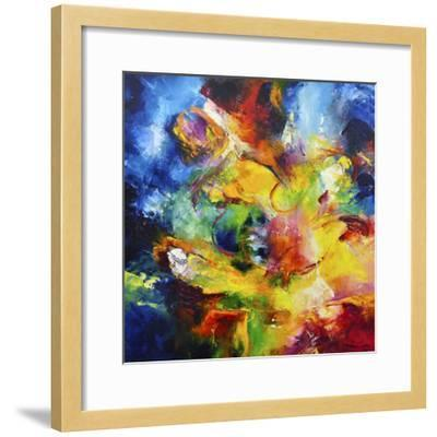 Here We Go Round in Circles-Aleta Pippin-Framed Giclee Print