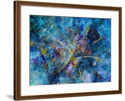 Pointing the Way - horizontal-Aleta Pippin-Framed Giclee Print