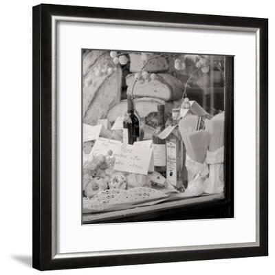 Pane e Vino I-Alan Blaustein-Framed Photographic Print