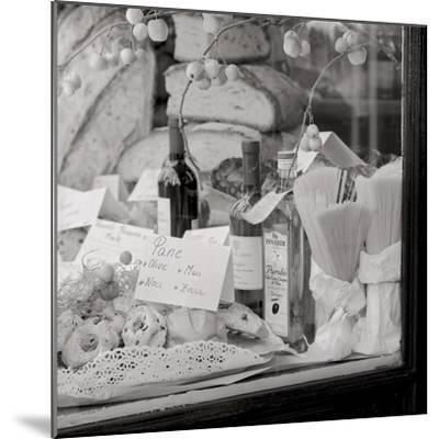 Pane e Vino I-Alan Blaustein-Mounted Photographic Print