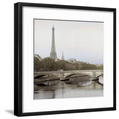 Tour Eiffel 3-Alan Blaustein-Framed Photographic Print
