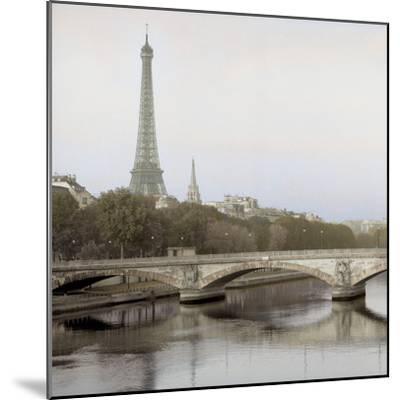 Tour Eiffel 3-Alan Blaustein-Mounted Photographic Print