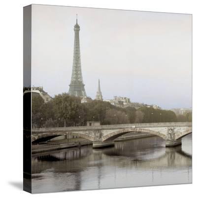 Tour Eiffel 3-Alan Blaustein-Stretched Canvas Print