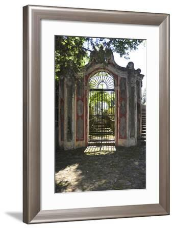 Italian Gate-Chris Bliss-Framed Photographic Print