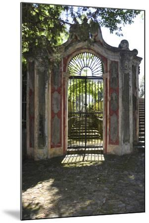 Italian Gate-Chris Bliss-Mounted Photographic Print
