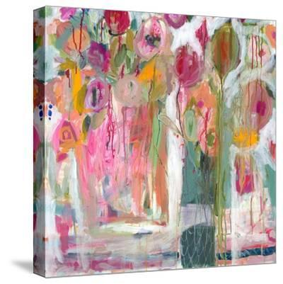 Pink Melody-Carrie Schmitt-Stretched Canvas Print