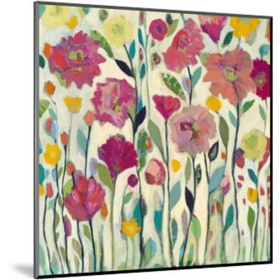 She Lived in Full Bloom-Carrie Schmitt-Mounted Giclee Print