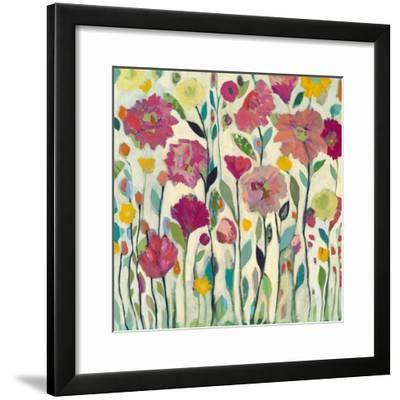 She Lived in Full Bloom-Carrie Schmitt-Framed Giclee Print