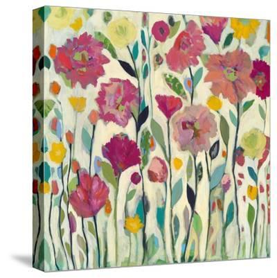 She Lived in Full Bloom-Carrie Schmitt-Stretched Canvas Print