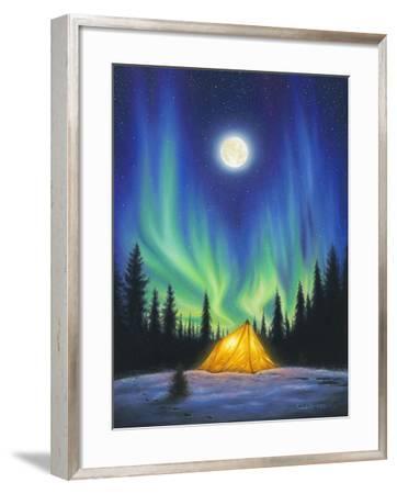A Beautiful Life-Chuck Black-Framed Giclee Print