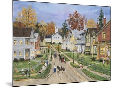 Trick or Treat-Bob Fair-Mounted Giclee Print
