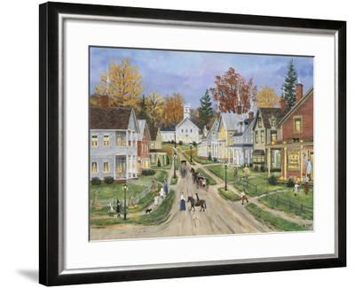 Trick or Treat-Bob Fair-Framed Giclee Print