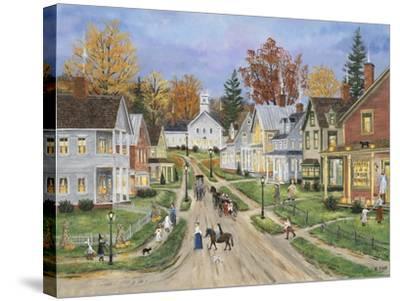 Trick or Treat-Bob Fair-Stretched Canvas Print