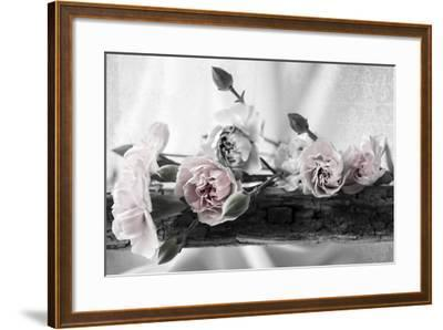 Passion Pink 2 BW-Bob Rouse-Framed Photographic Print
