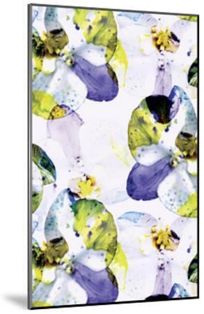 Early Bloom Vol II-Cayena Blanca-Mounted Giclee Print