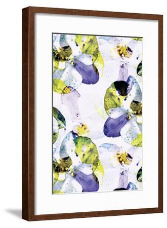 Early Bloom Vol II-Cayena Blanca-Framed Giclee Print