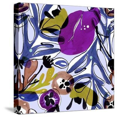 Joy-Cayena Blanca-Stretched Canvas Print