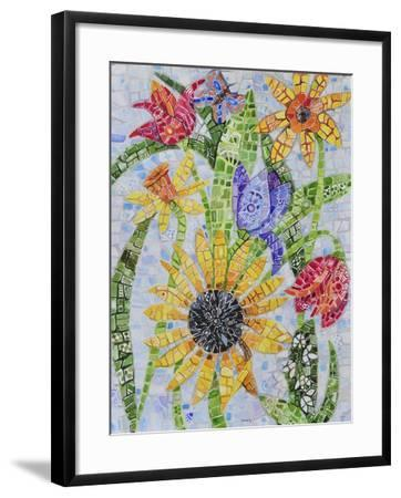 Irish Garden-Charlsie Kelly-Framed Giclee Print