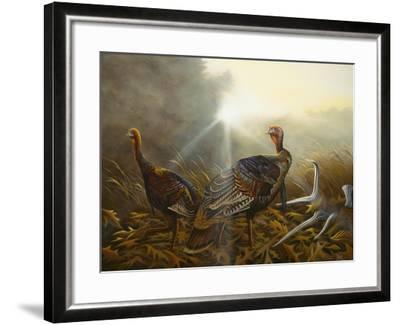 Morningrising-Geno Peoples-Framed Giclee Print