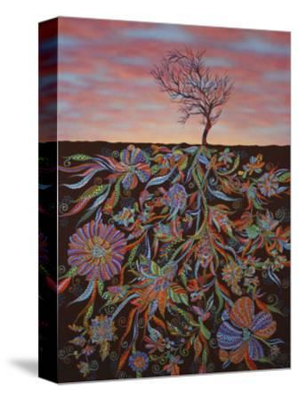 Twilight-Erika Pochybova-Stretched Canvas Print