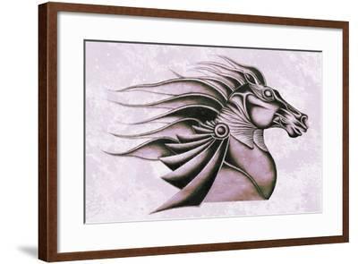 Horse Elegance XV-Fernando Palma-Framed Giclee Print