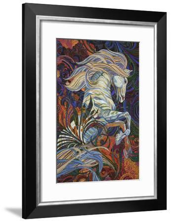 Wuthering-Erika Pochybova-Framed Giclee Print