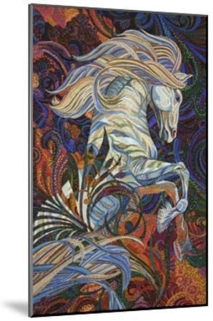 Wuthering-Erika Pochybova-Mounted Giclee Print