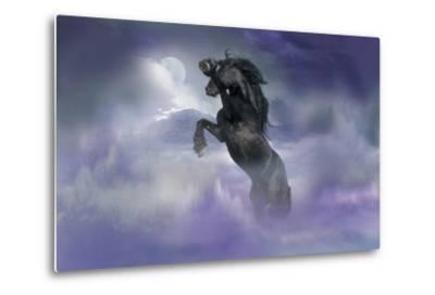 Dream Horses 056-Bob Langrish-Metal Print