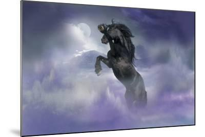 Dream Horses 056-Bob Langrish-Mounted Photographic Print