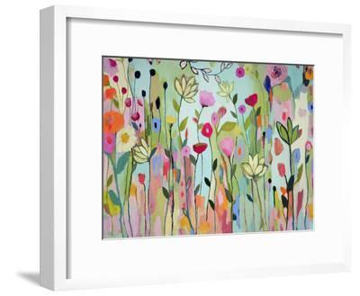 Flowers-Carrie Schmitt-Framed Giclee Print