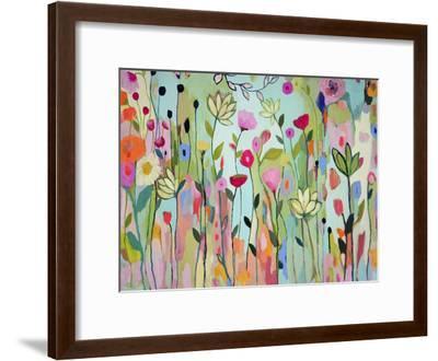 Flowers-Carrie Schmitt-Framed Premium Giclee Print